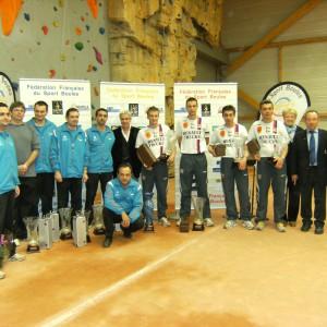 Finalistes du super 16 de 2008