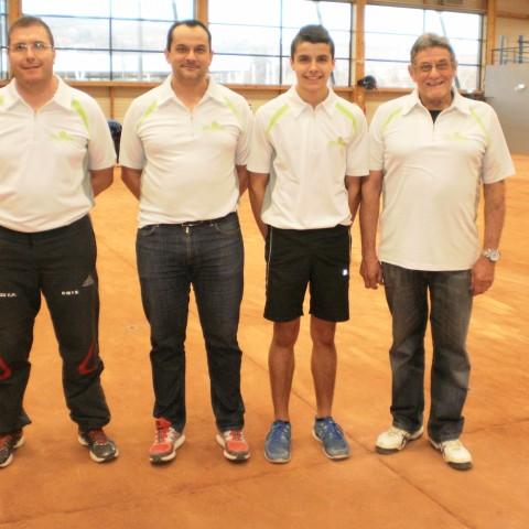 Challenge Pejot Les finalistes