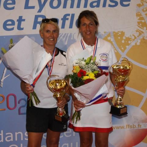 Féminines C de F R. Duménil finaliste
