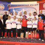Championnat de France club féminin – 2016