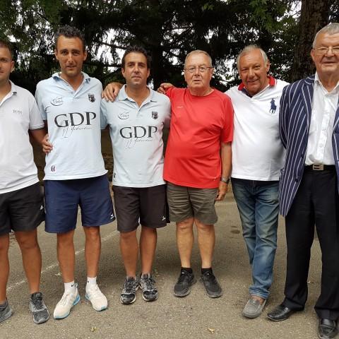 Souvenir Bernard Argoud GP 2016