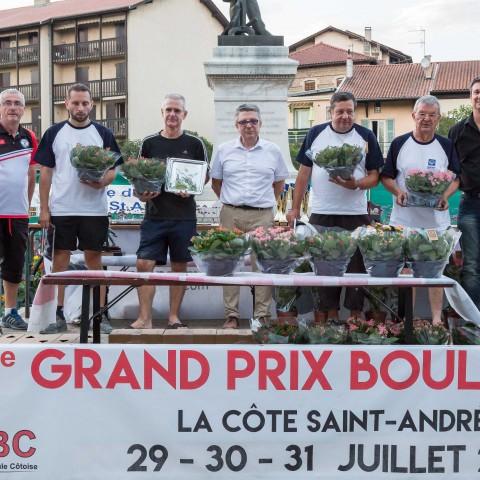 Grand Prix 2017 – Finalistes 1 et 2D