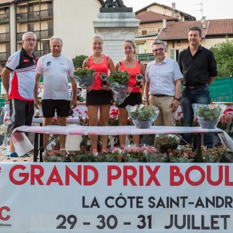 Grand Prix 2017 – Finalistes TDF