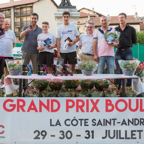 Grand Prix 2017 – Gagnants 15 ans