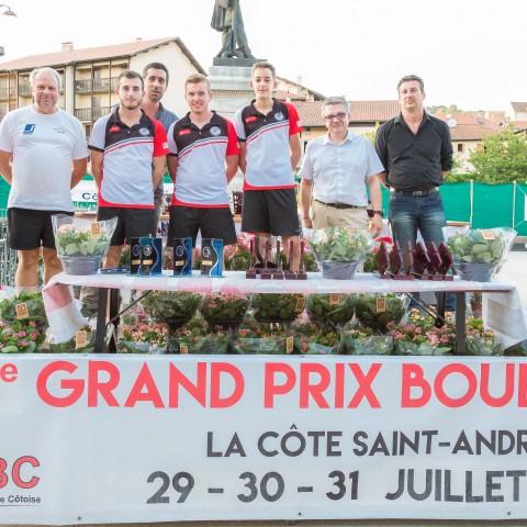 Grand Prix 2017 – Gagnants 18 ans