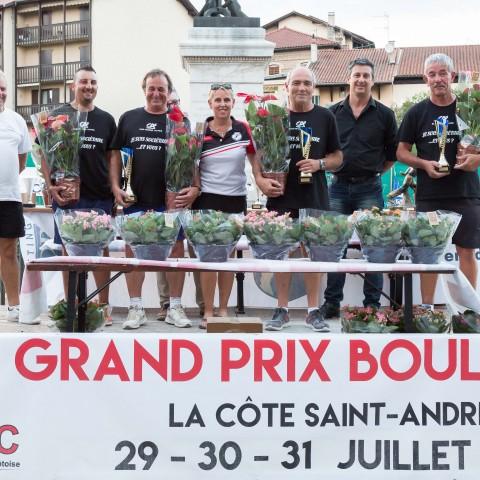 Grand Prix 2017 – Gagnants TDM