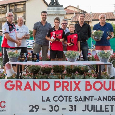 Grand Prix 2017 – Gagnants 13 ans