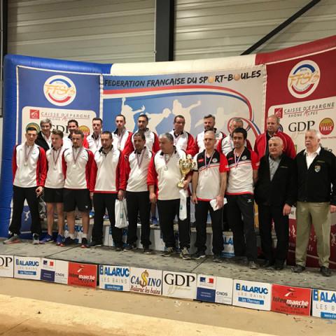 Clubs Sportifs Finalistes N1 Masculins