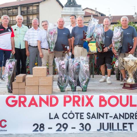 GP 2018 Gagnants Vétérans