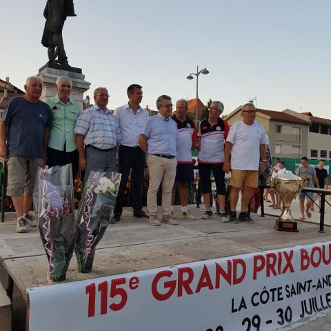 GP 2018 Les organisateurs