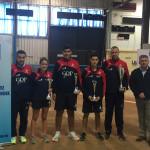 Victoire des U18 à RIJEKA